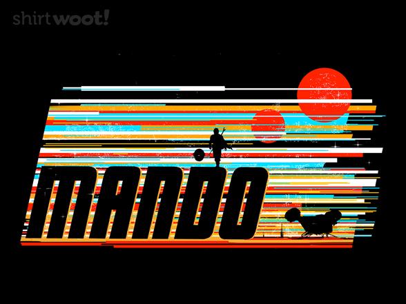 Woot!: Mando Stripes