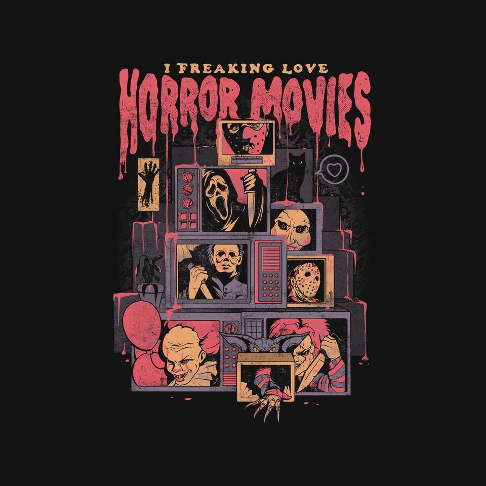 TeeFury: Love Horror Movies