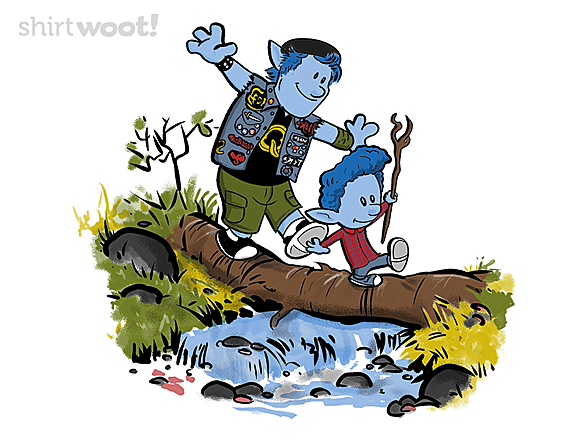 Woot!: Brotherly Adventure