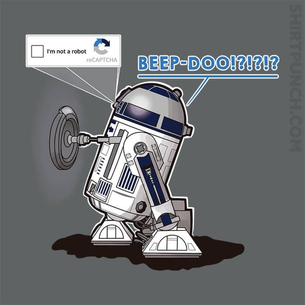 ShirtPunch: R2Captcha