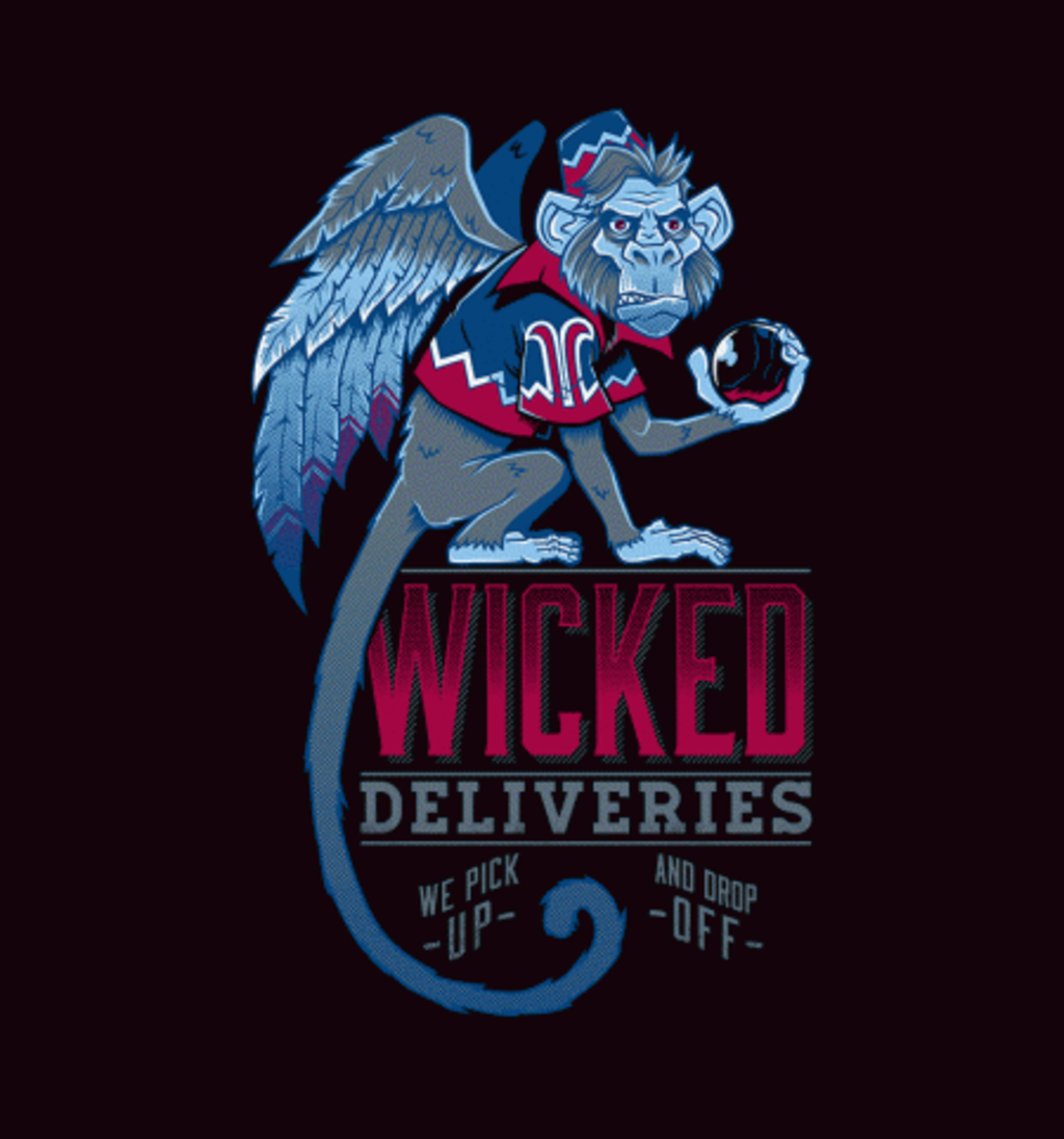BustedTees: Wicked