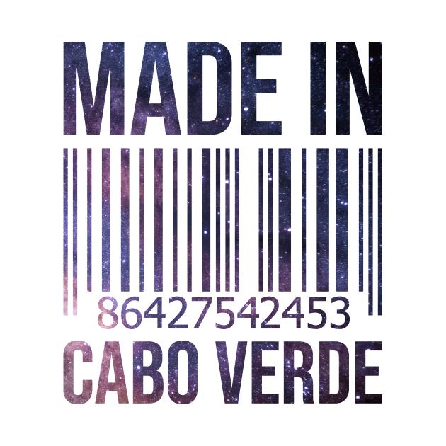 TeePublic: Cabo Verde