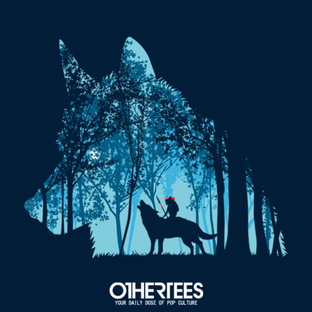 OtherTees: In the forest