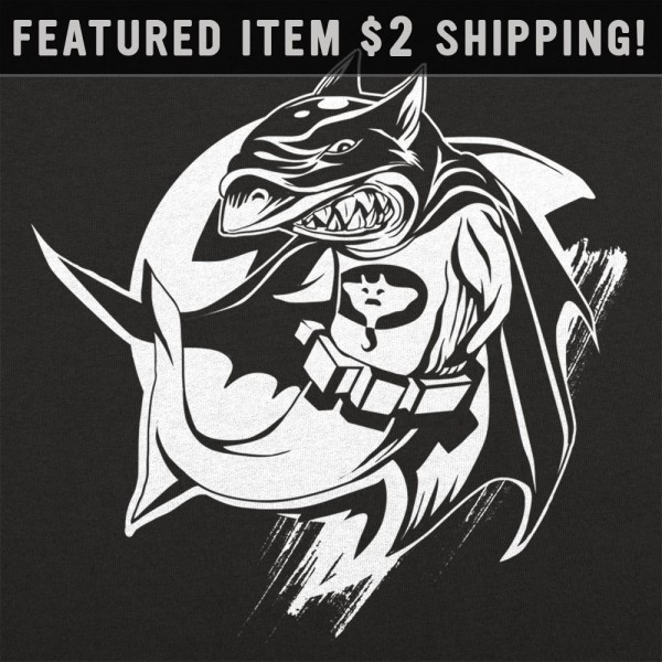 6 Dollar Shirts: Shark Knight