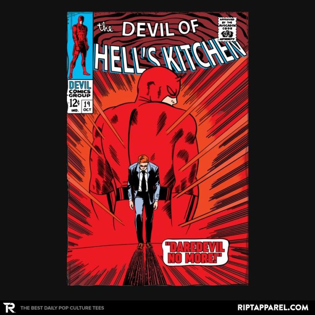 Ript: Daredevil No More!