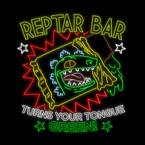 NeatoShop: Reptar Bar