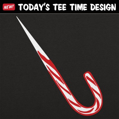 6 Dollar Shirts: Candy Cane Shiv