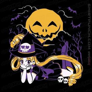 ShirtPunch: Magical Halloween Moon