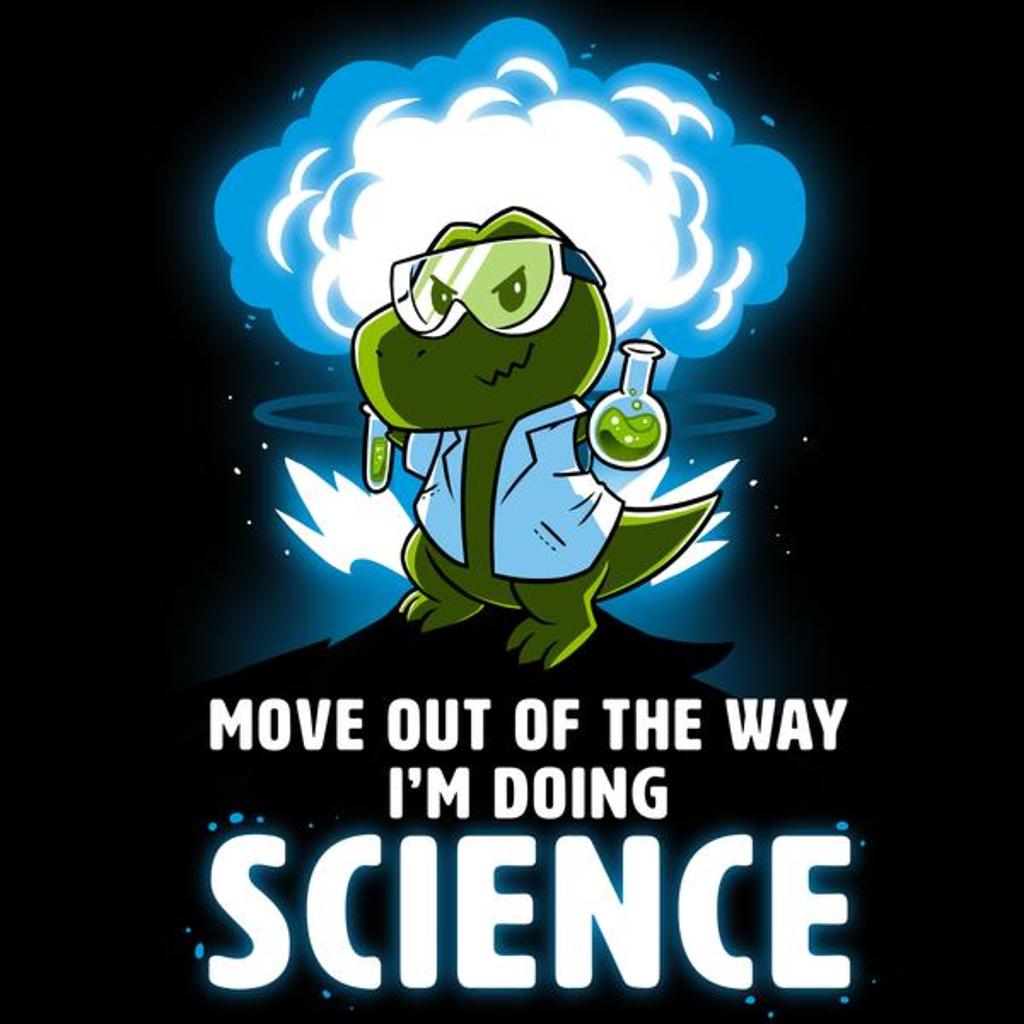 TeeTurtle: I'm Doing SCIENCE