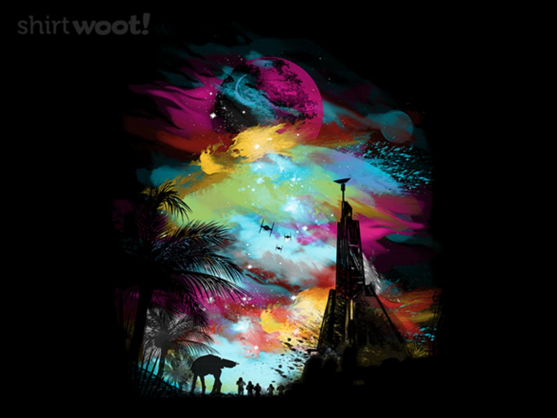 Woot!: Sunset on Scarif