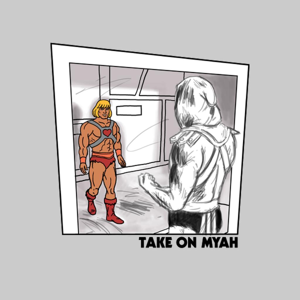 NeatoShop: Take On Myah