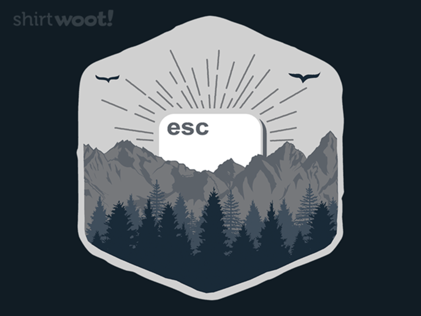 Woot!: Esc to Nature