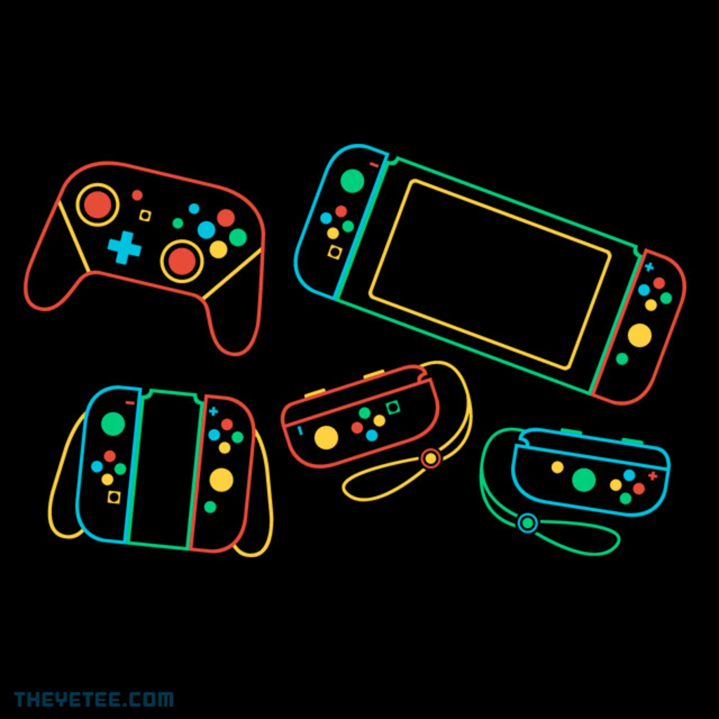 The Yetee: SwitchCom