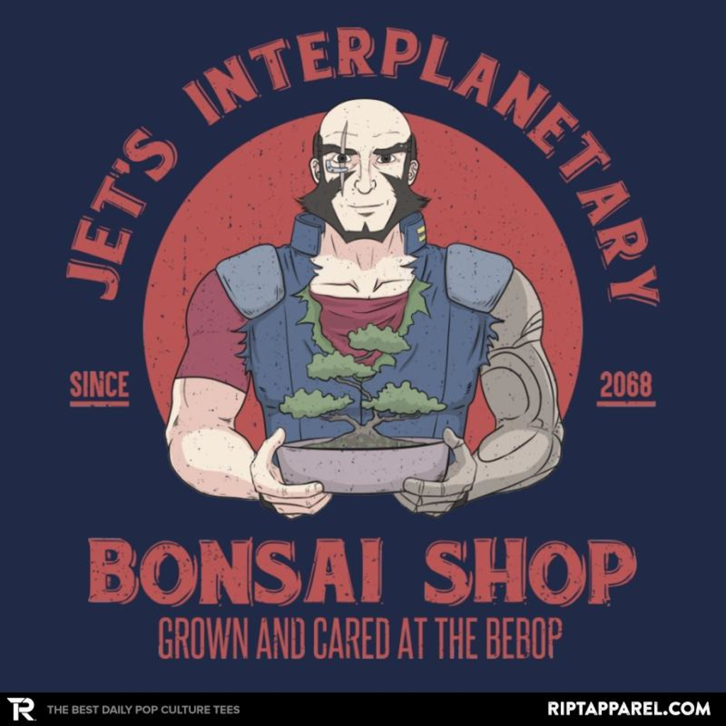 Ript: Jet's Bonsai Shop