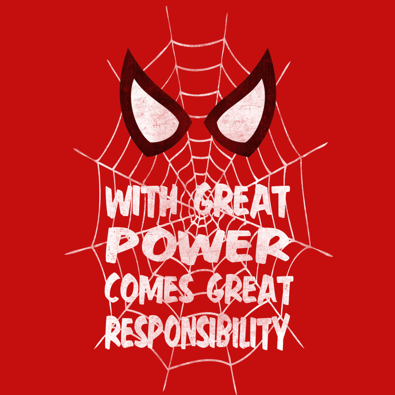 Wistitee: With great power…
