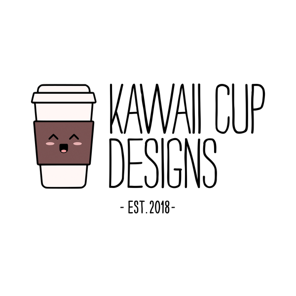 NeatoShop: Kawaii Cup Designs - Main Logo Tee