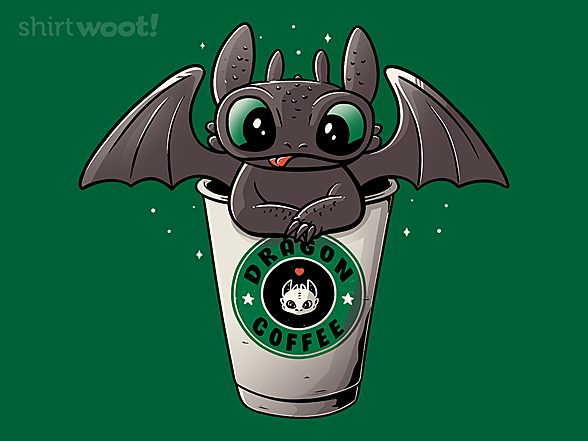 Woot!: Dragon Coffee