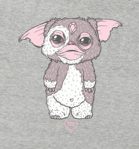 BustedTees: Gizmo