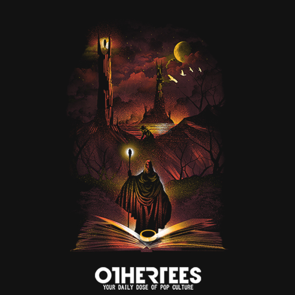 OtherTees: Book of Towers