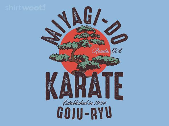 Woot!: Miyagi-Do Karate