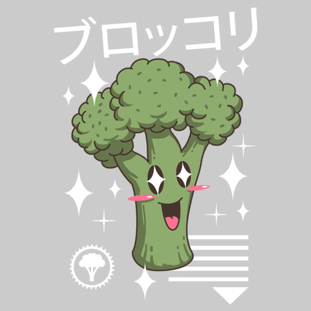 NeatoShop: Kawaii Broccoli