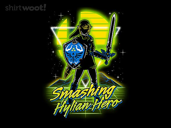 Woot!: Retro Smashing Hero