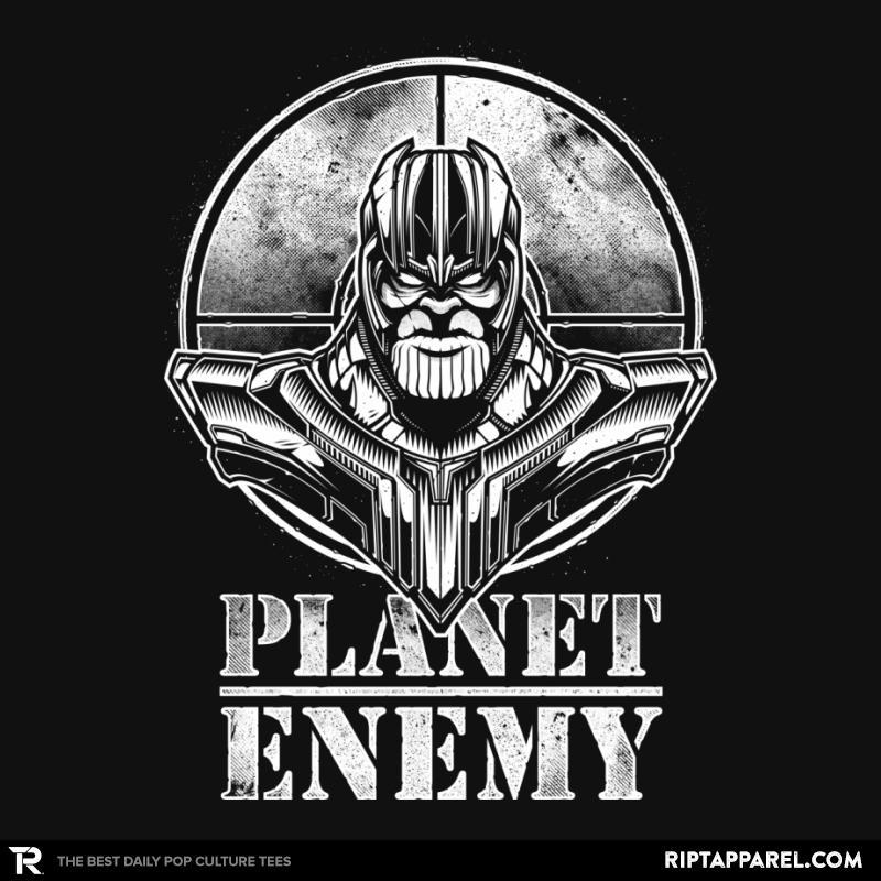 Ript: Planet Enemy