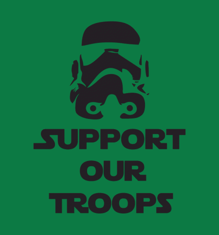 BustedTees: Support our Troops
