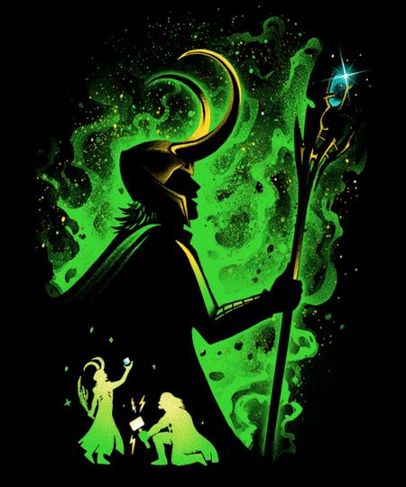 Qwertee: Viking of Mischief