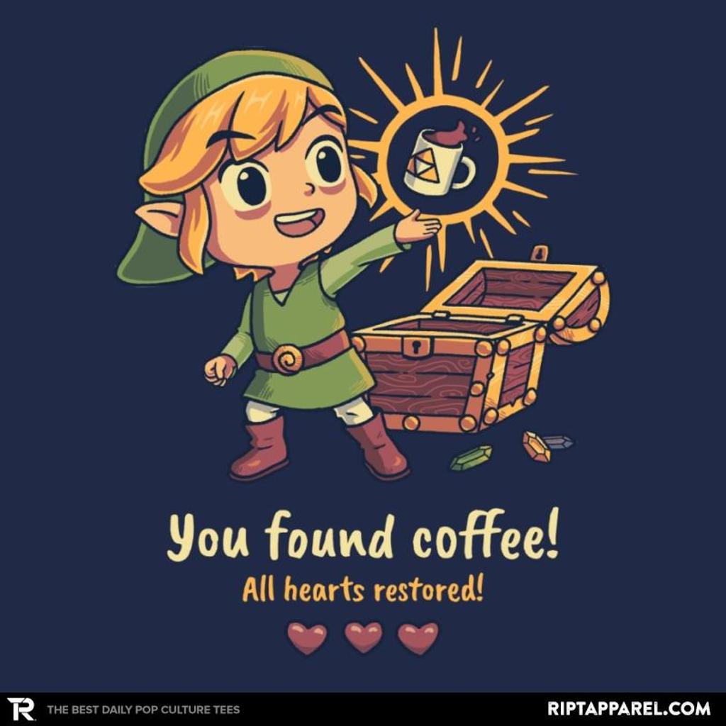 Ript: The Legendary Coffee