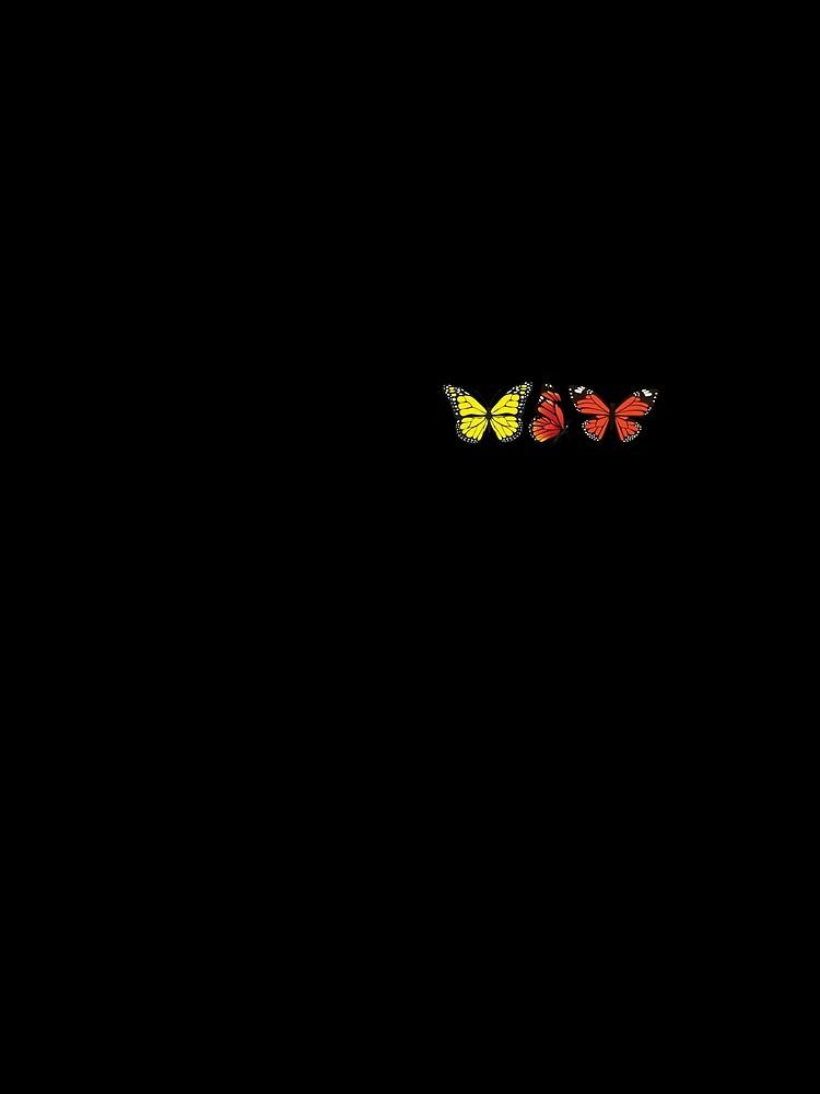 RedBubble: 3 Butterflies