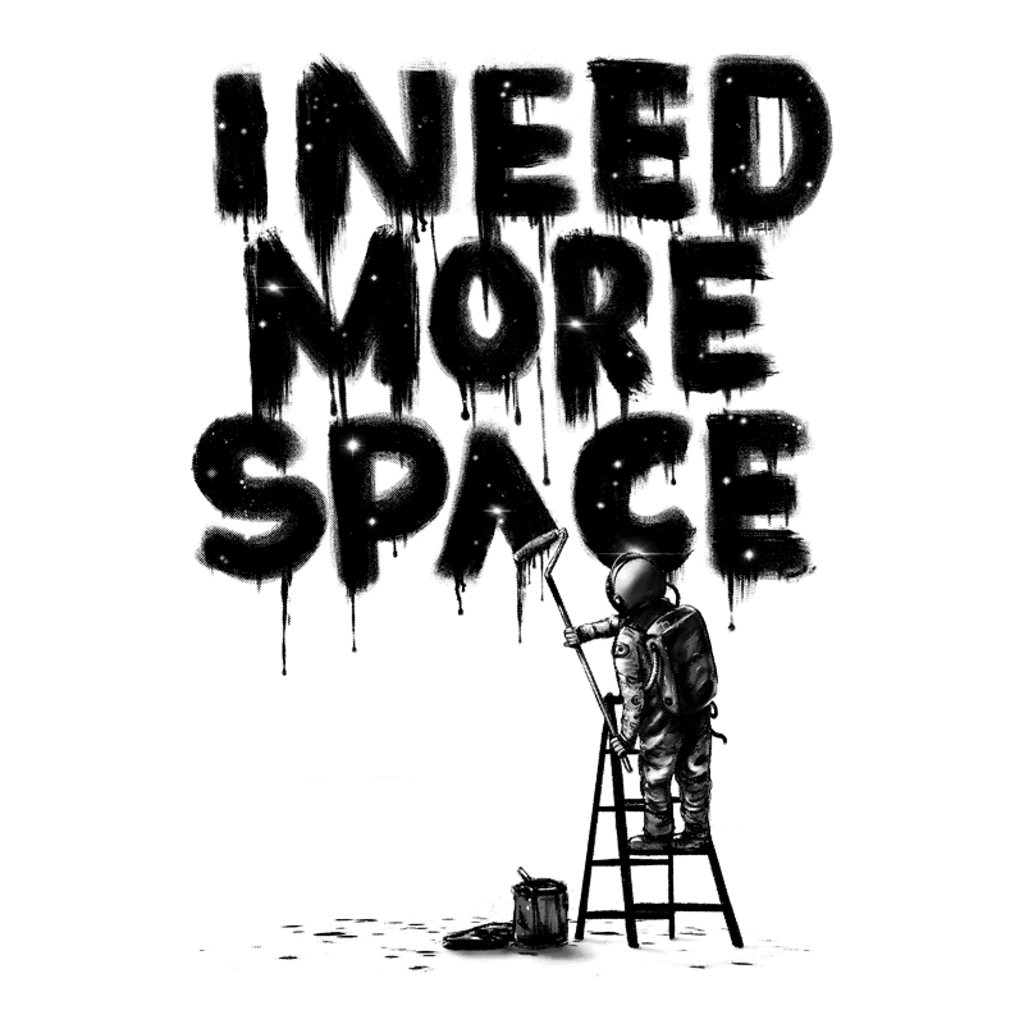 Pampling: I Need More Space