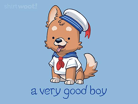 Woot!: Little Sailor