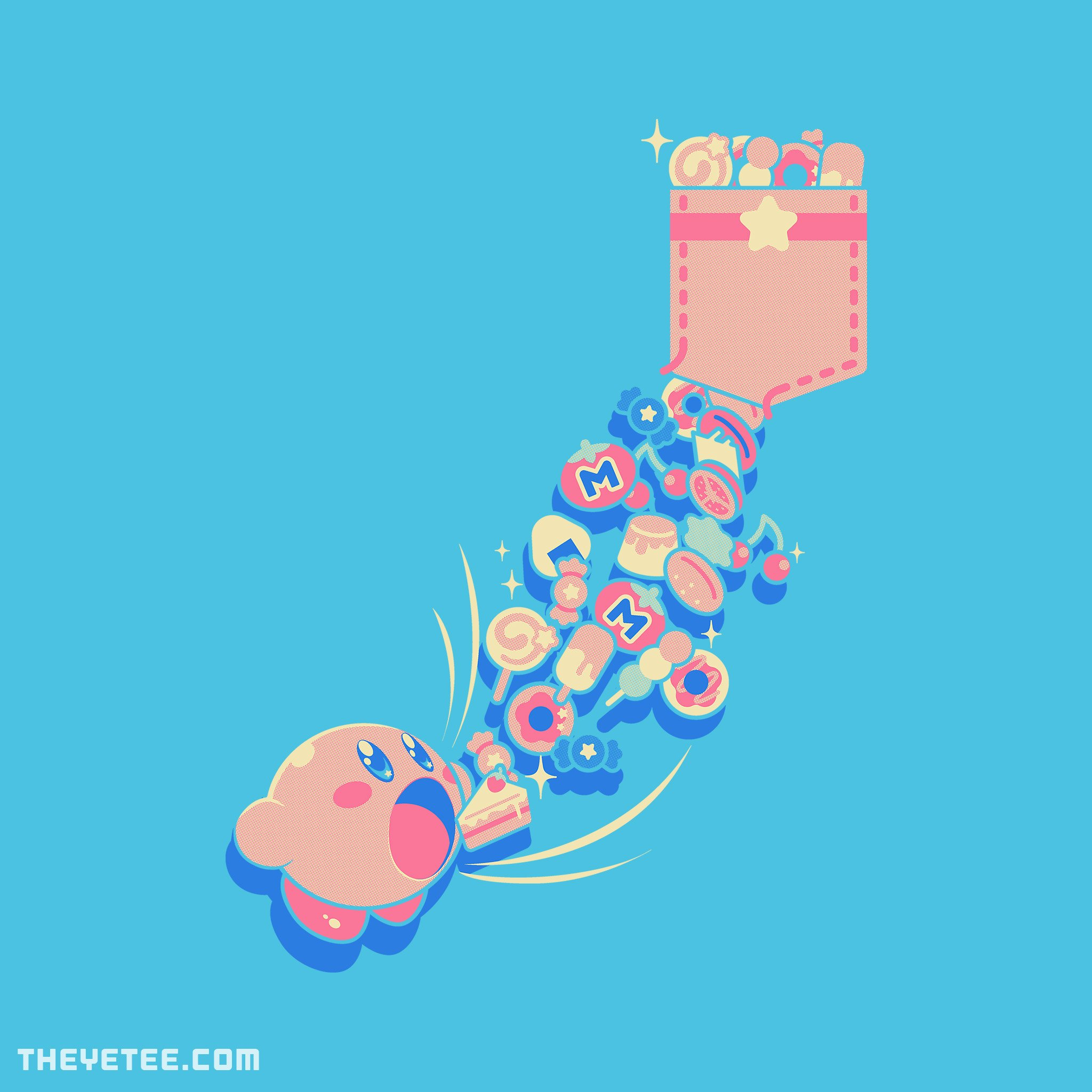 The Yetee: Omnomnom
