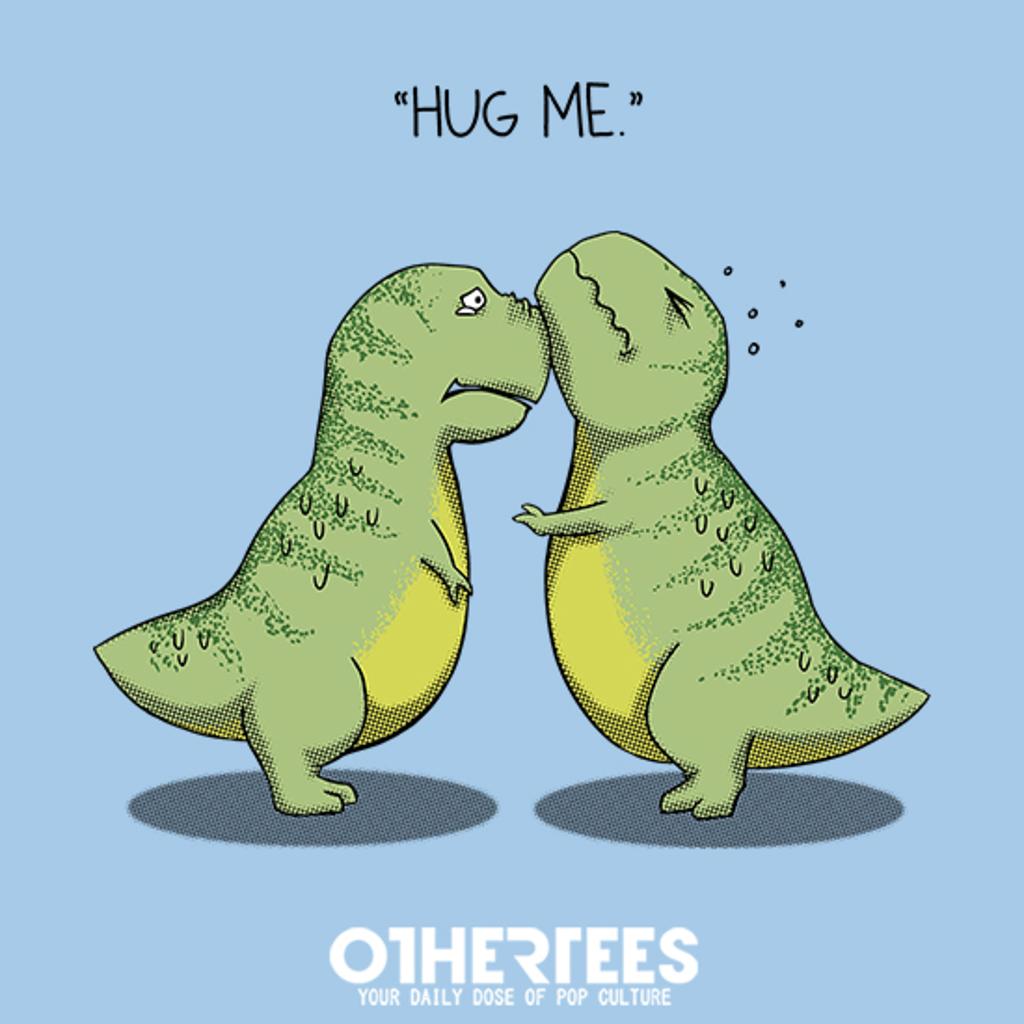 OtherTees: Hug Me