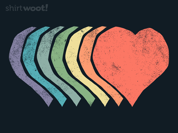 Woot!: Rainbow Love