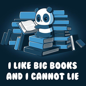 TeeTurtle: I like BIG books