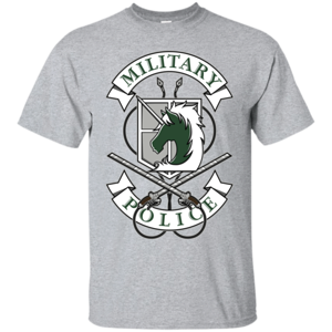 Pop-Up Tee: AoT Military Police