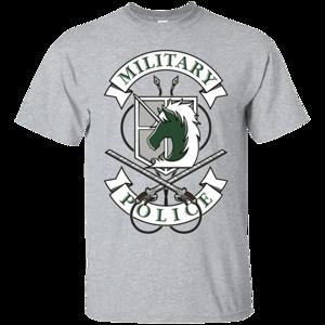 Pop-Up Tee: AoT Military Police