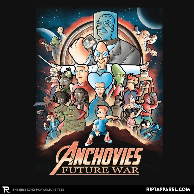 Ript: Anchovies Future War