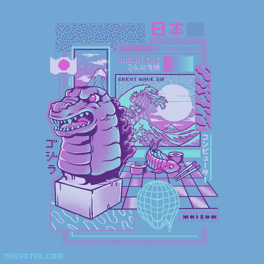 The Yetee: Japan wave