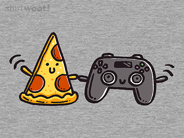 Woot!: Pizza and Video Games