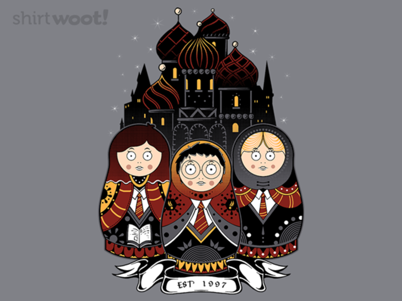 Woot!: Kremlin School of Wizardry