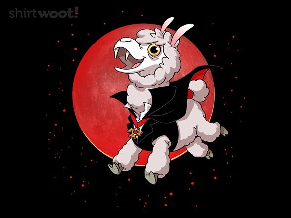 Woot!: Llampire!