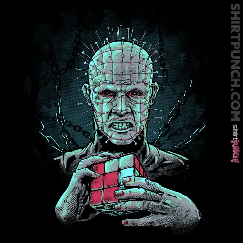 ShirtPunch: Hell Cube