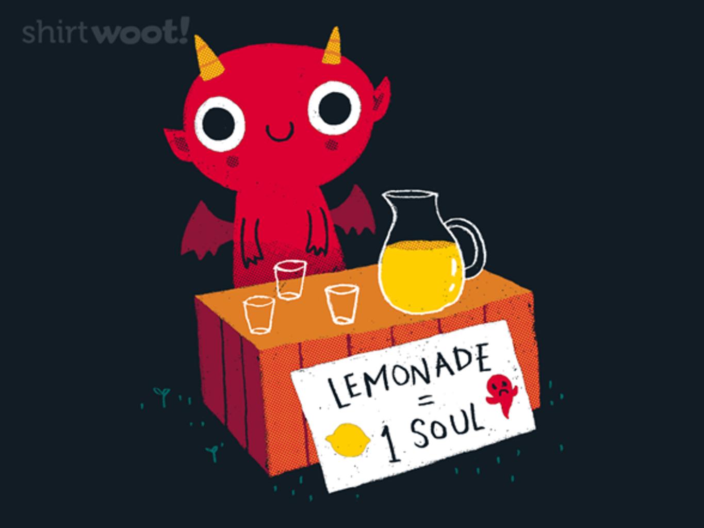 Woot!: Demonade Stand