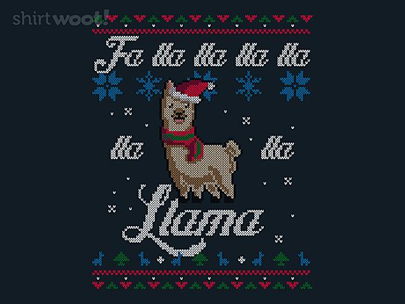 Woot!: Merry Llamas