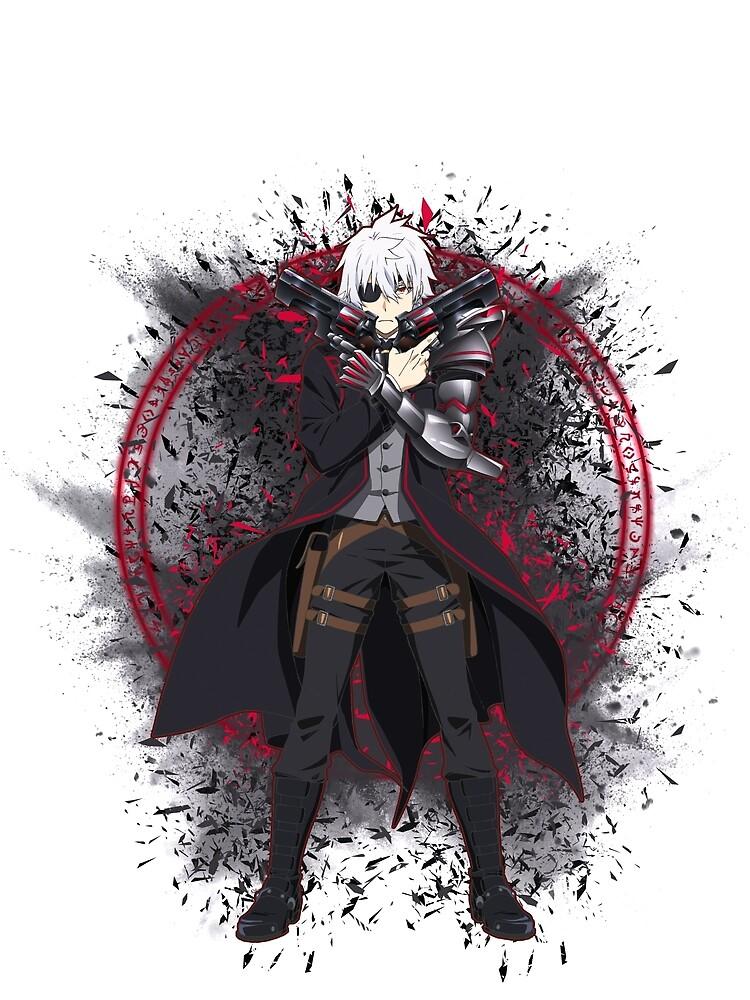 RedBubble: Arifureta.Nagumo Hajime
