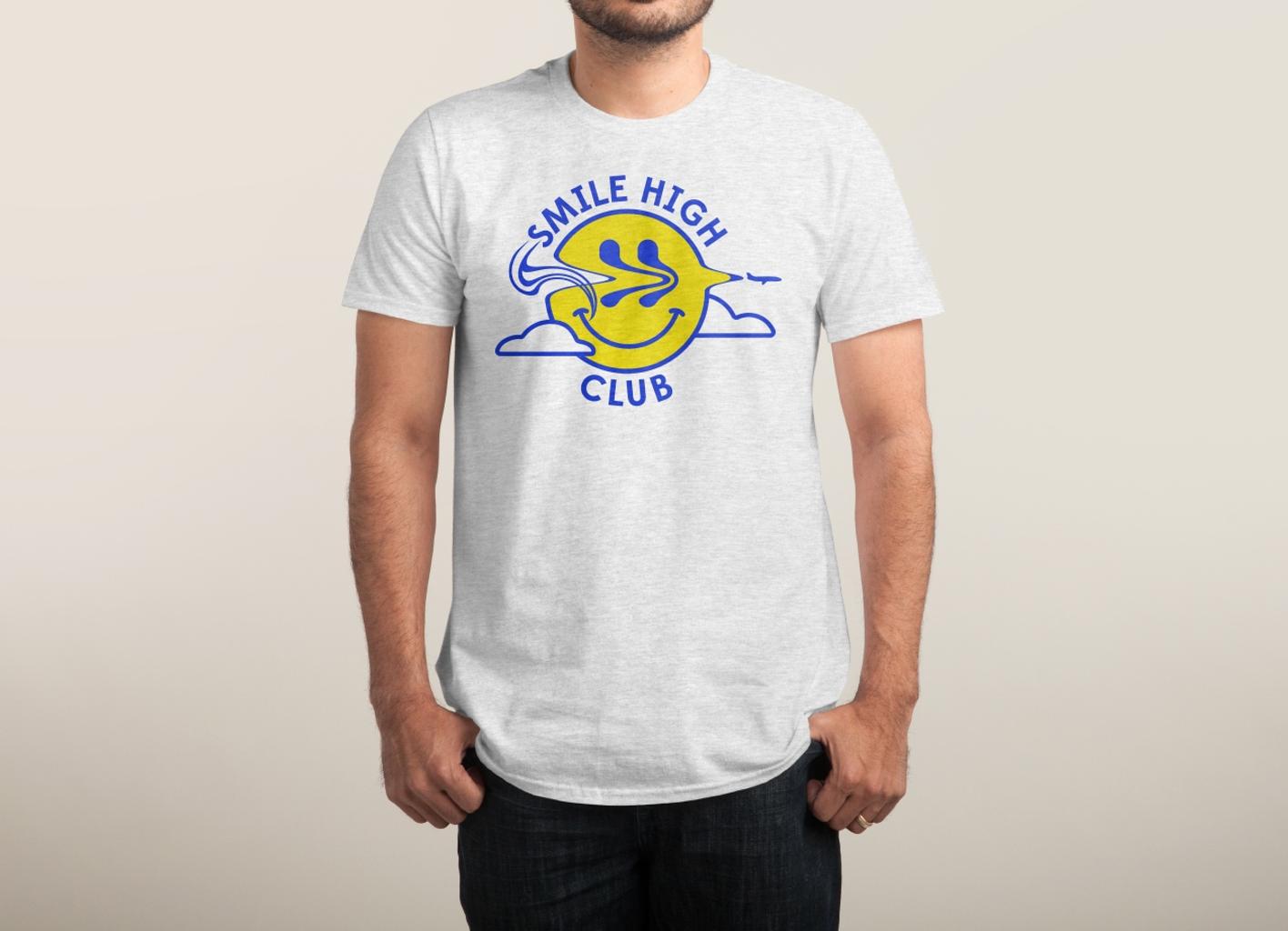 Threadless: Smile High Club