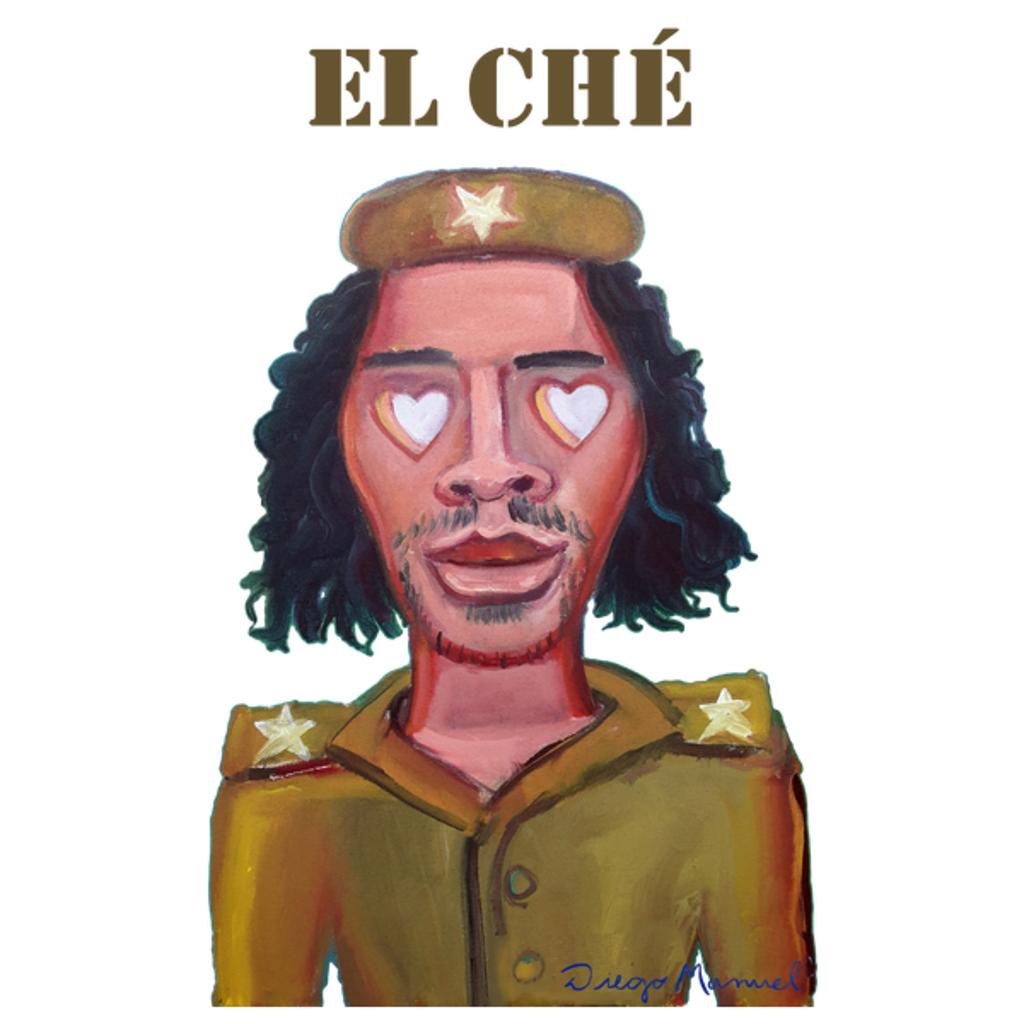 NeatoShop: El Che and hearts 7 b